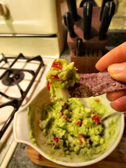 Guac for Dinner