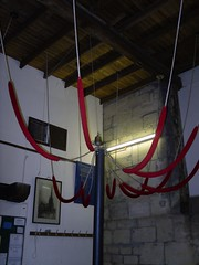 Bell Pulls - Sorry! - Bell ROPES (pefkosmad) Tags: church cathedral bell gloucestershire belfry gloucester ropes bellringing sallies bellchamber simonedwardsisapedantictwat