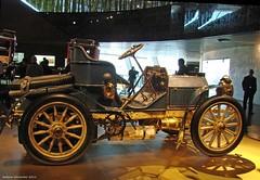 Mercedes-Benz Museum - Mercedes Simplex 1902