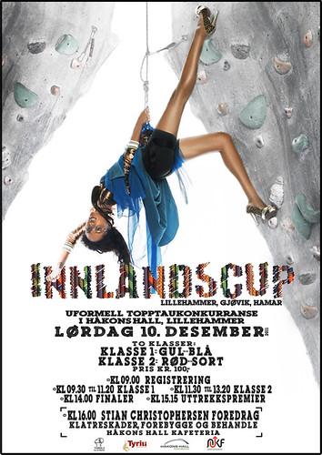 Innlandscup 2011 plakat