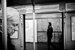 [My Milan] (Luca Napoli [lucanapoli.altervista.org]) Tags: milano tempodibilanci nx100 metropolitanamilanese solitudinimetropolitane milanunderground mymilan samsungnx100 lamiasolitafototriste