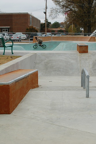 Memphis public skate park, Memphis, Tenn.