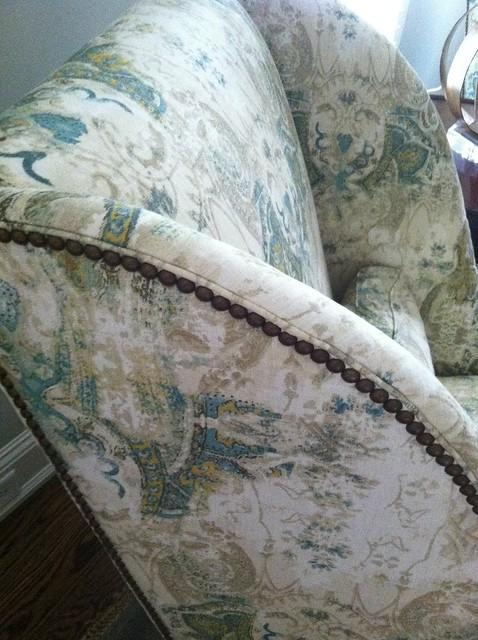 C chair closeup