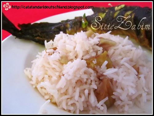 nasi buah berangan
