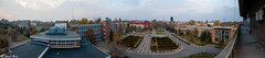 Polytechnic University of Bucharest - 270° (Daniel Mihai) Tags: panorama buildings campus landscape university bucharest faculty upb 270 polytechnic 2011 rectorat