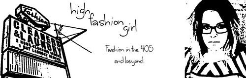High Fashion Girl