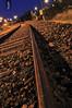 La Ligne (@YannGarPhoto) Tags: france night train french nikon sigma rail 11 200 mm 18 aude nuit narbonne ligne sncf chemindefer d5000 yanngar