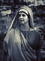 IV Jornades de portes obertes a la Bastida de les Alcusses (encaso) Tags: traje vestido ibero vestimenta bastida ibers moixent mogente iberos alcusses