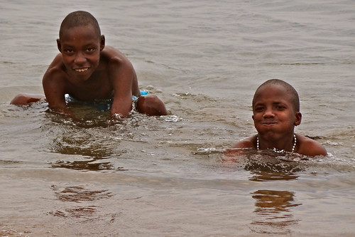 Patrick and Patrick, Lake Kivu