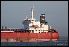 Alessandra Bottiglieri (leightonian) Tags: uk island boat ship unitedkingdom isleofwight solent gb isle cowes tanker wight iow