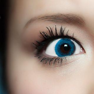 Maddie's blue eye