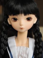 Braids! (reynardinesza) Tags: girl charlotte bjd xiao bluefairy tinyfairy