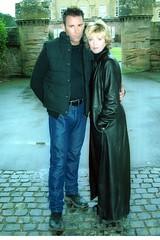 Jason Karl Yvette Fielding 1842 7 (Alister Firth Photography) Tags: jason tv derek karl programme mosthaunted yvettefielding acora leathercoatblackghostculzean