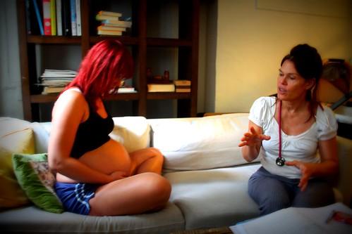 midwife appt