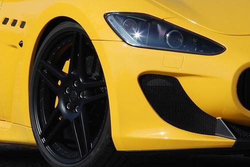 Novitec Tridente Maserati MC Stradale