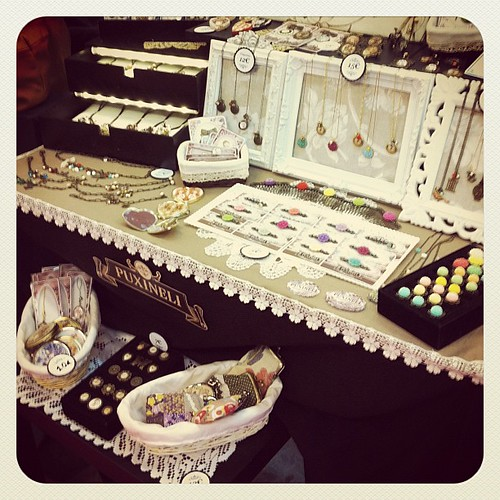 Stand Nómada Market Madrid (7, 8 y 9 Octubre) by puxineli