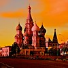 Saint Basil's Cathedral (Gena Golovskoy) Tags: red saint square cathedral russia moscow basils