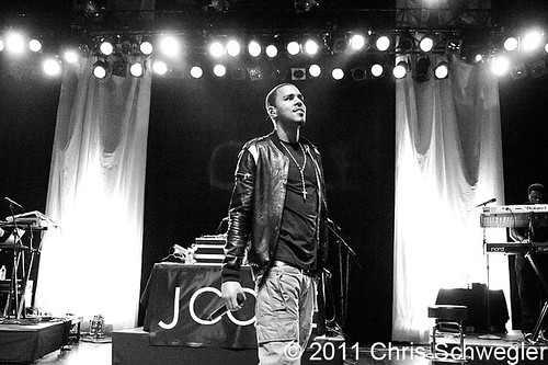 J Cole - 10-07-11 - Royal Oak Music Theatre, Royal Oak, MI