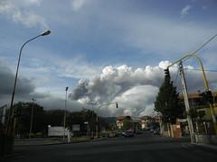 16th paroxysm at Etna this year (etnaboris) Tags: italy volcano sicily etna eruption volcanicash 2011 trecastagni ashcloud paroxysm newsoutheastcrater