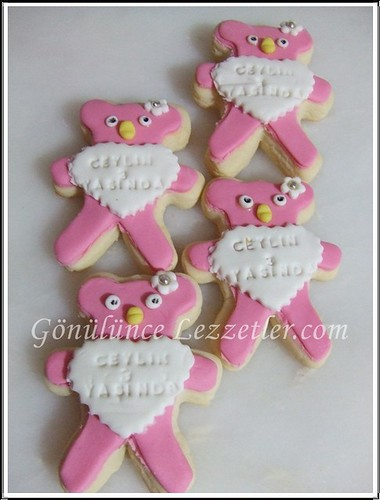 doğum günü kurabiyeleri 3