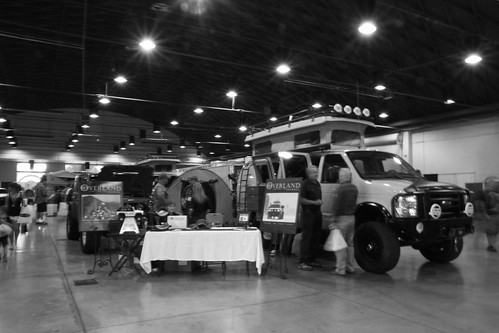 Overland Journal at Off Road EXPO 2011