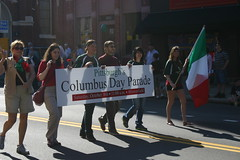 Pittsburgh Columbus Day Parade