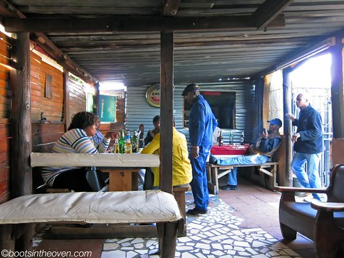The Shack shebeen