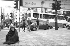 Life is Great! (wanahfong) Tags: hijab khimar fujix100