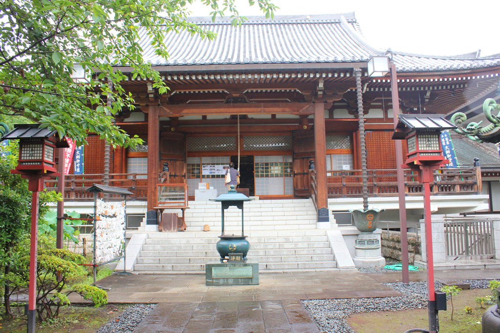 Ueno walking guide (3)