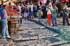 street scene - Jerusalem, Israel (L F Ramos-Reyes) Tags: street travel market jerusalem streetscene arab jewish souk bazaar armenian lionfrr mygearandme