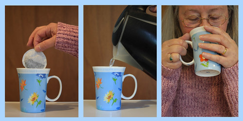 Amser paned / Cuppa time by Helen in Wales
