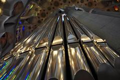 Barcelona - Organ Pipes II