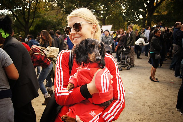 Halloween Dog Parade, Tompkins Square Park 2011 - East Village, New York City 28