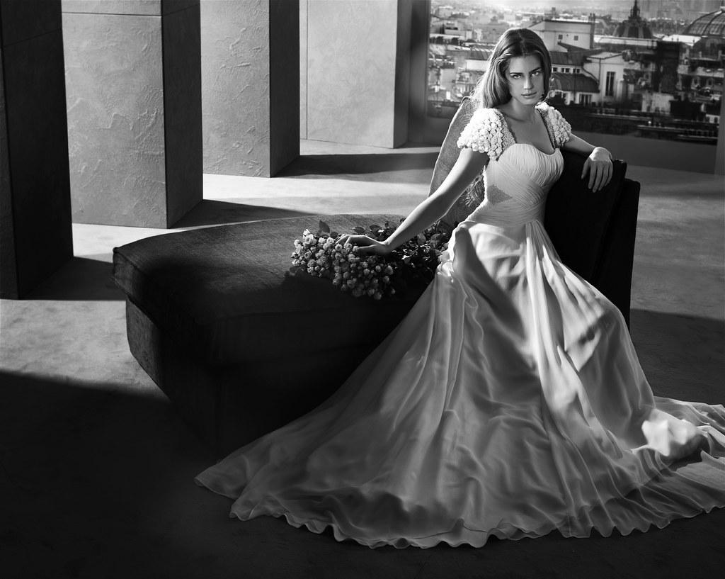 Abiti da sposa alessandro couture 2012