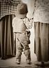 Little Cowboy (xTexAnne) Tags: arizona hat sepia mom blackwhite gun boots tombstone helldorado littlecowboy d7000 nikond7000 ©diannewhite