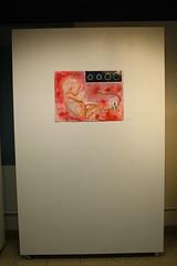 In utero. (Dafne Cristhinne) Tags: pessoas arte galeria colagem obra dafne desenho pintura exposio inutero 2011 pellizzaro cristhinne dafnecristhinne larlongedecasa agostinhoduarte