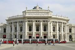 Австрия Вена Бургтеатр