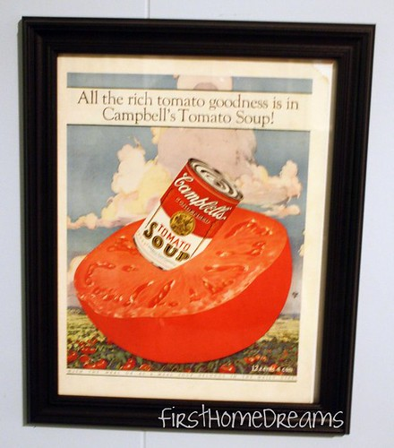 Campbell's Tomato Soup 1938