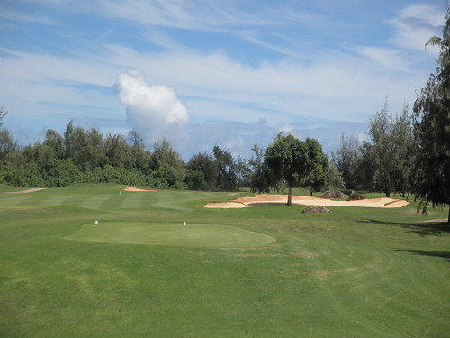 Turtle Bay Colf Course 241