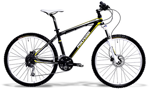 Polygon MTB Cozmic CX 1.0 Seri 2012
