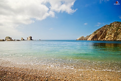PLAYA DEL SILENCIO (penn84^^) Tags: sea espaa seascape beach de mar natural asturias playa el litoral cudillero acantilado silencio principado nudismo parroquia asturies cantbrico asturiano gavieru