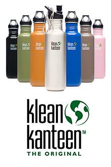 klean kanteen bpa free stainless steel water bottles