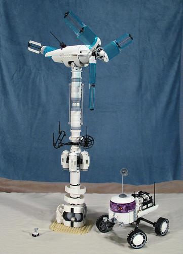 Numereji 2421 Atmospheric Processor & Supply Rover