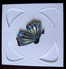 Butterfly (yorkshirelass49) Tags: butterfly handmade crafts handcrafted filigree quilling paperstrips