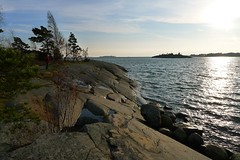 Skatanniemi (timo_w2s) Tags: autumn sea finland helsinki rocks skatanniemi