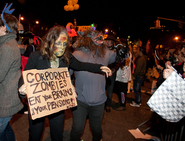 Corporate Zombies