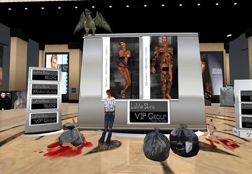 LaVie Skins Group Gift October 2011 by Cherokeeh Asteria