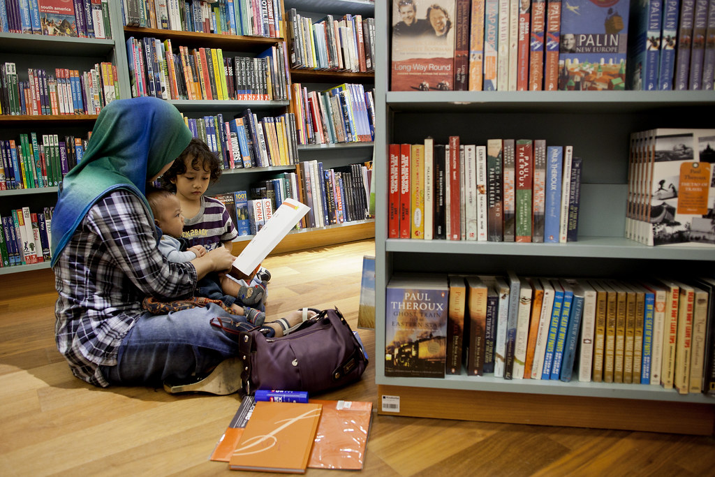 Joy of Reading | Travel Sections | My Secret Hideout in Kinokuniya | KLCC