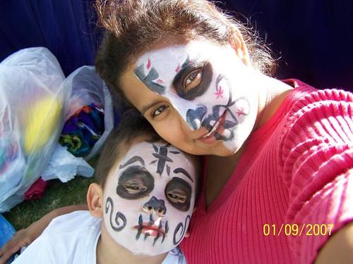 dibujos de calaveras mexicanas para colorear