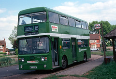 AN110 on Route 363 dated August 1980 (national_bus_510) Tags:
